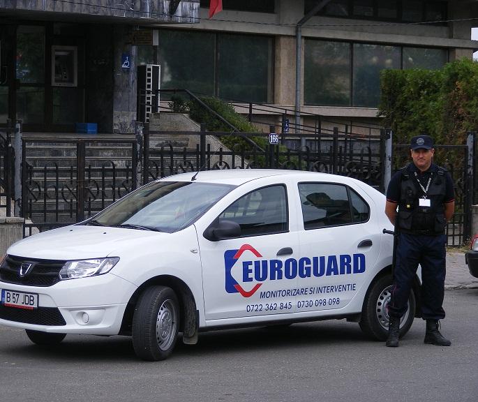 euroguard targoviste